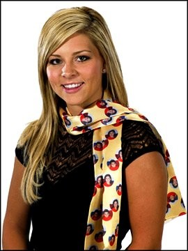 Multiple Image Photo Scarf